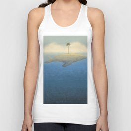 Peaceful Humpback Unisex Tank Top