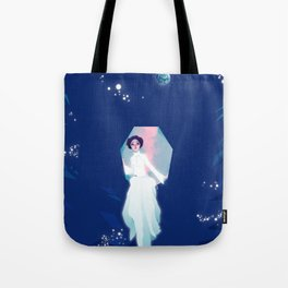 Forever one with the Force Tote Bag