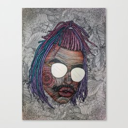 Androgynous Canvas Print