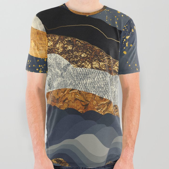 Metallic_Mountains_All_Over_Graphic_Tee_by_SpaceFrogDesigns__Large
