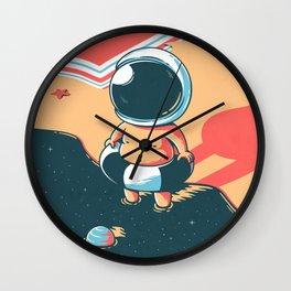 Kids Universe Wall Clock