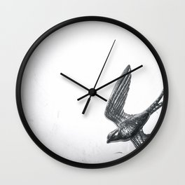 Midas Touch Wall Clock