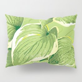 Ficus Plant 3 Pillow Sham