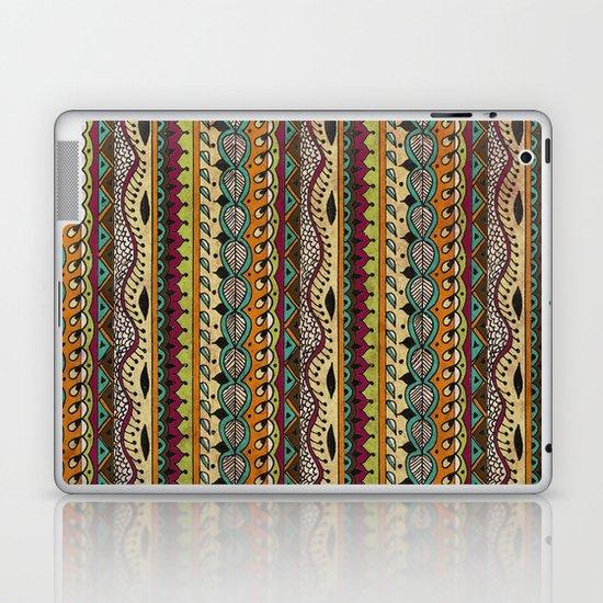 Hippie Chick II Laptop & iPad Skin