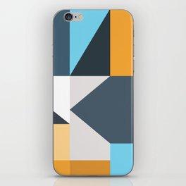 Modern Geometric 61 iPhone Skin