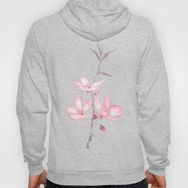 pink cherry blossom macro 2018 Hoody