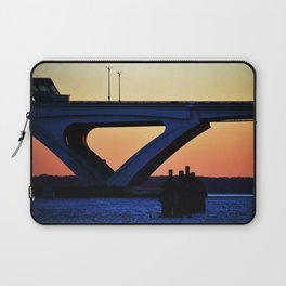 Connect the States Laptop Sleeve