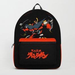 043 Gurren Robot Backpack