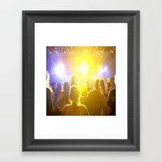 The Show Framed Art Print