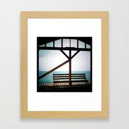 Caye Caulker Framed Art Print