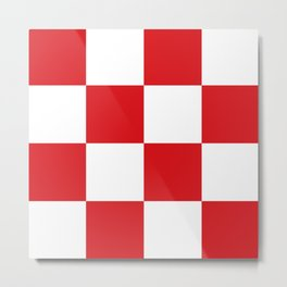 flag of North Brabant Metal Print