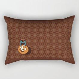 Beat Cafe Rectangular Pillow