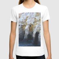 san diego T-shirts featuring Cliffs of San Diego by Tdrisk46