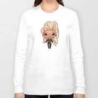 rupaul Long Sleeve T-shirts featuring RuPaul - Season 6 by Pizza! Pizza! Pizza!