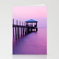 alabama Stationery Cards featuring Daphne, Alabama by Blake Burton