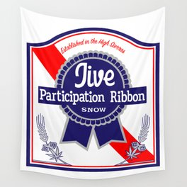 Jive participation Wall Tapestry