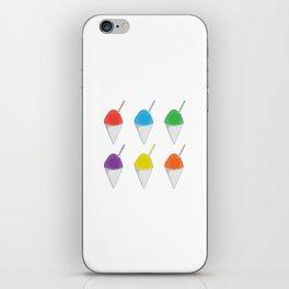 Piragua iPhone Skin
