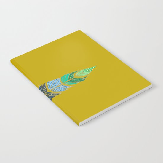 plumage Notebook