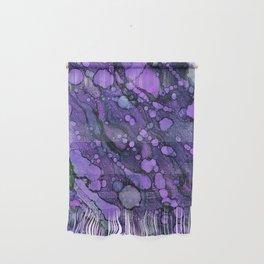 Purple River Wall Hanging
