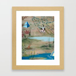 Nourishment Framed Art Print