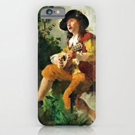 Stromkarlen - Carl Larsson iPhone Case