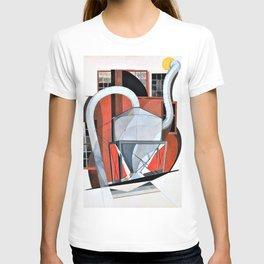 12,000pixel-500dpi - Charles Demuth - Machinery - Digital Remastered Edition T-shirt