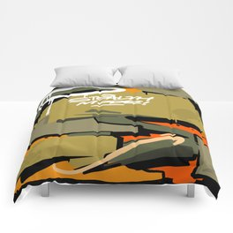 STEALTH Comforters