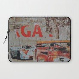 Tribute to Targa Florio Laptop Sleeve
