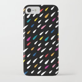 Bright Droplets iPhone Case