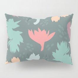 Succulent floral element & patterns III Pillow Sham