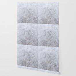 Whitewash wood texture OSB Wallpaper