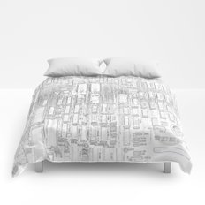 Robot People   (A7 B0019) Comforters