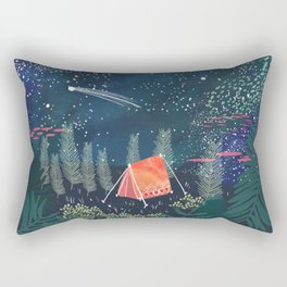 Let´s be adventurers Rectangular Pillow