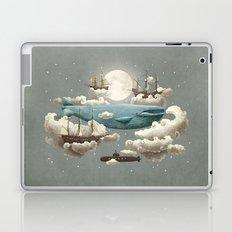 Ocean Meets Sky Laptop & iPad Skin