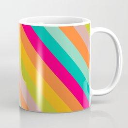 Stripes Colored Coffee Mug