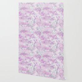 Pink Watercolour Wallpaper