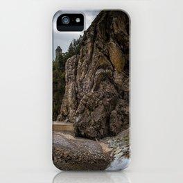 Alps near Zirl iPhone Case