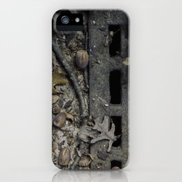 Fall Details iPhone Case