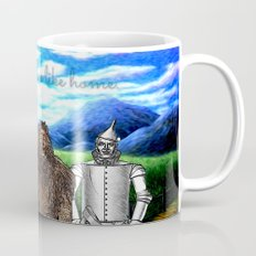 No Place Like Home Wizard Oz Art Mug