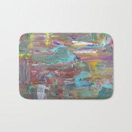 Patch of color Bath Mat