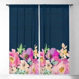 Flowers Bouquet 94 Blackout Curtain