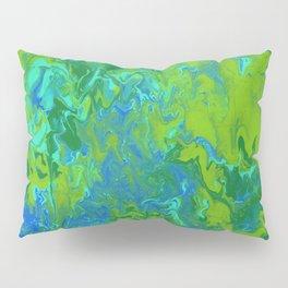 Paint Pouring 36 Pillow Sham