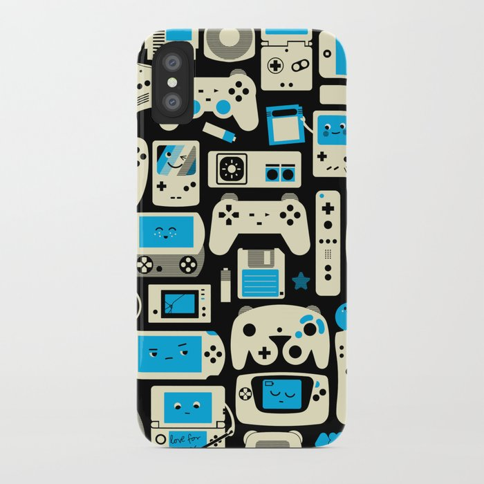AXOR Heroes - Love For Games Duotone iPhone Case