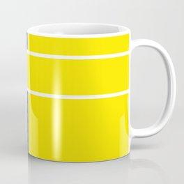 Team Colors 6..yellow,blue Coffee Mug