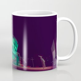 Festspielhaus II / Bladerunner Vibes / Austria Art Print Coffee Mug