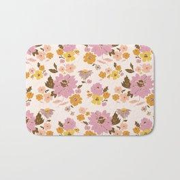 prairie floral Bath Mat