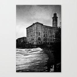 Salts Mill, Salaire, West Yorkshire - UK Canvas Print