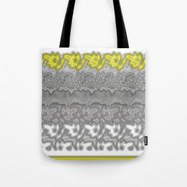 Topography Stripe Tote Bag