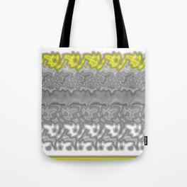 Topography Stripe Tote Bag