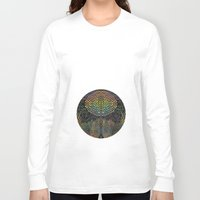tree of life Long Sleeve T-shirts featuring Tree of New Life by Klara Acel
